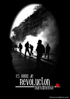 Es Hora de Revolution Nuevamente (A4)